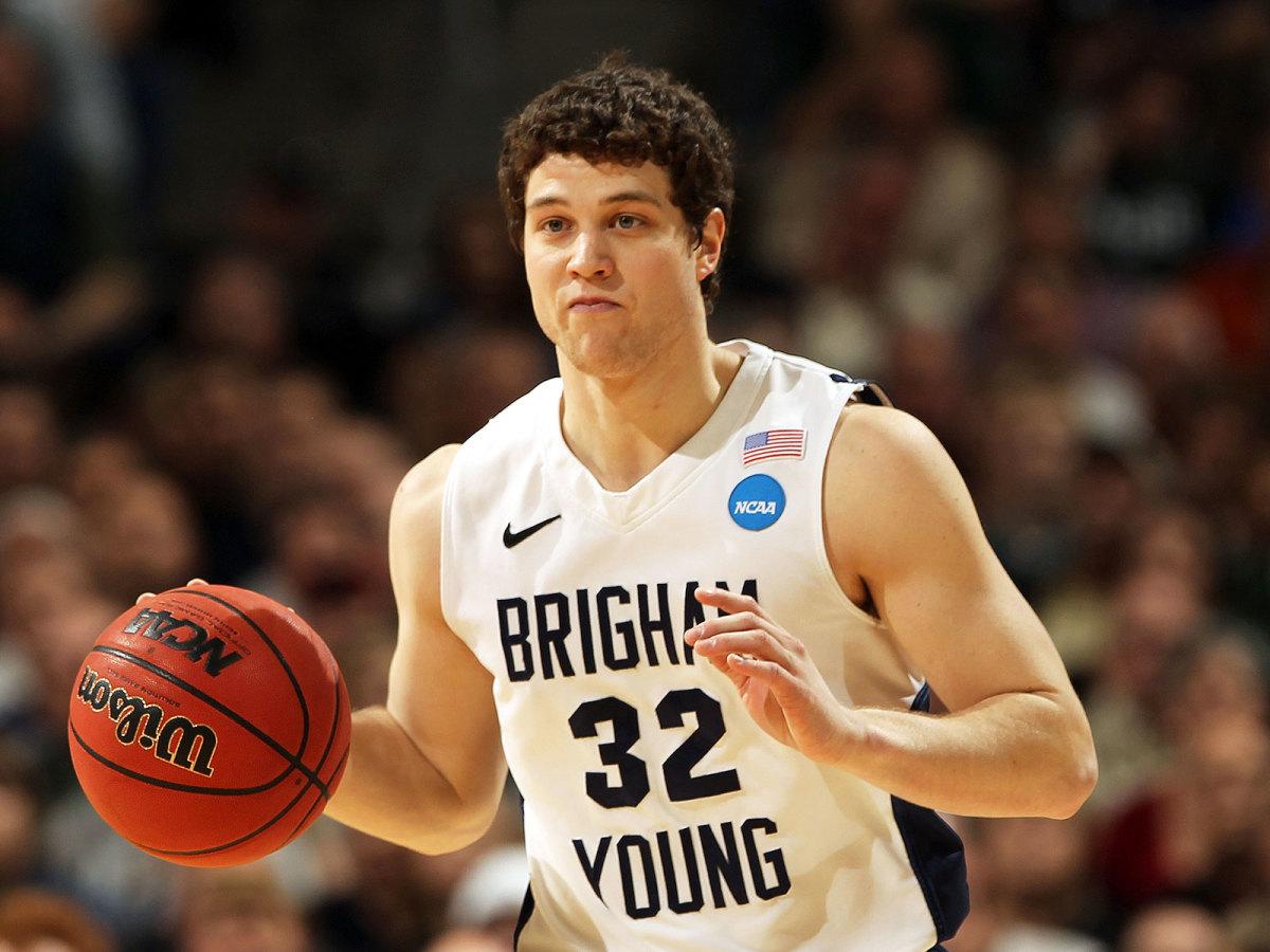 college basketball jimmer fredette stats BYU