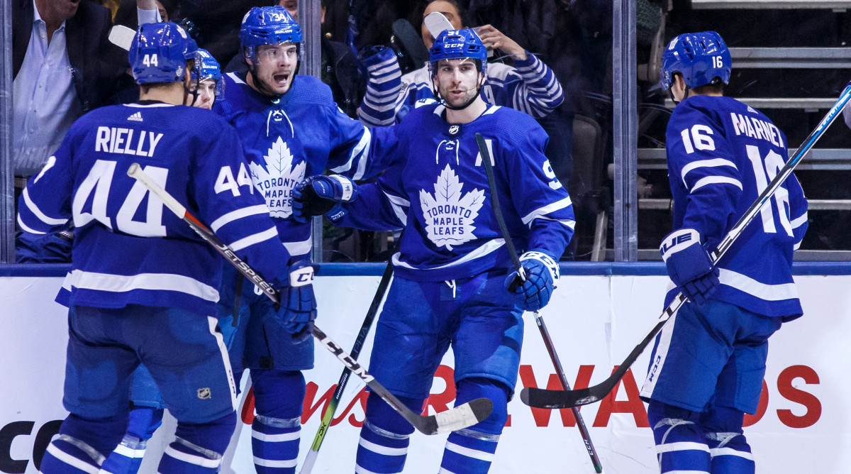 Could Sharks, Predators, Leafs see Stanley Cup drought end next? - Sports Illustrated