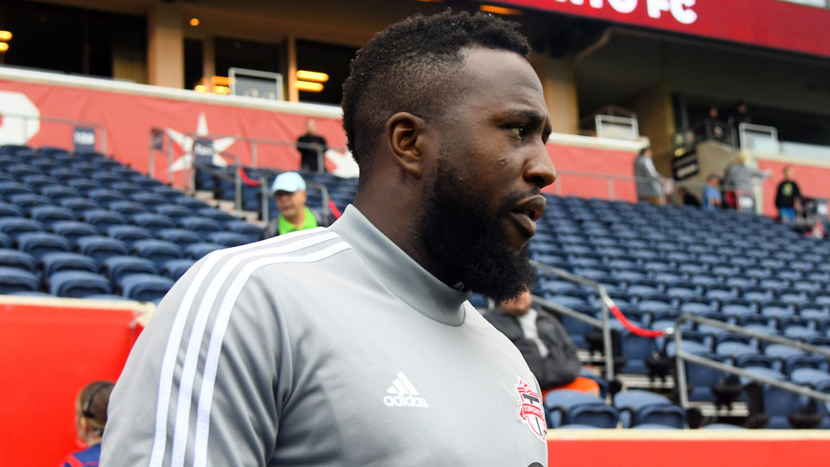 Jozy Altidore is out for the USMNT