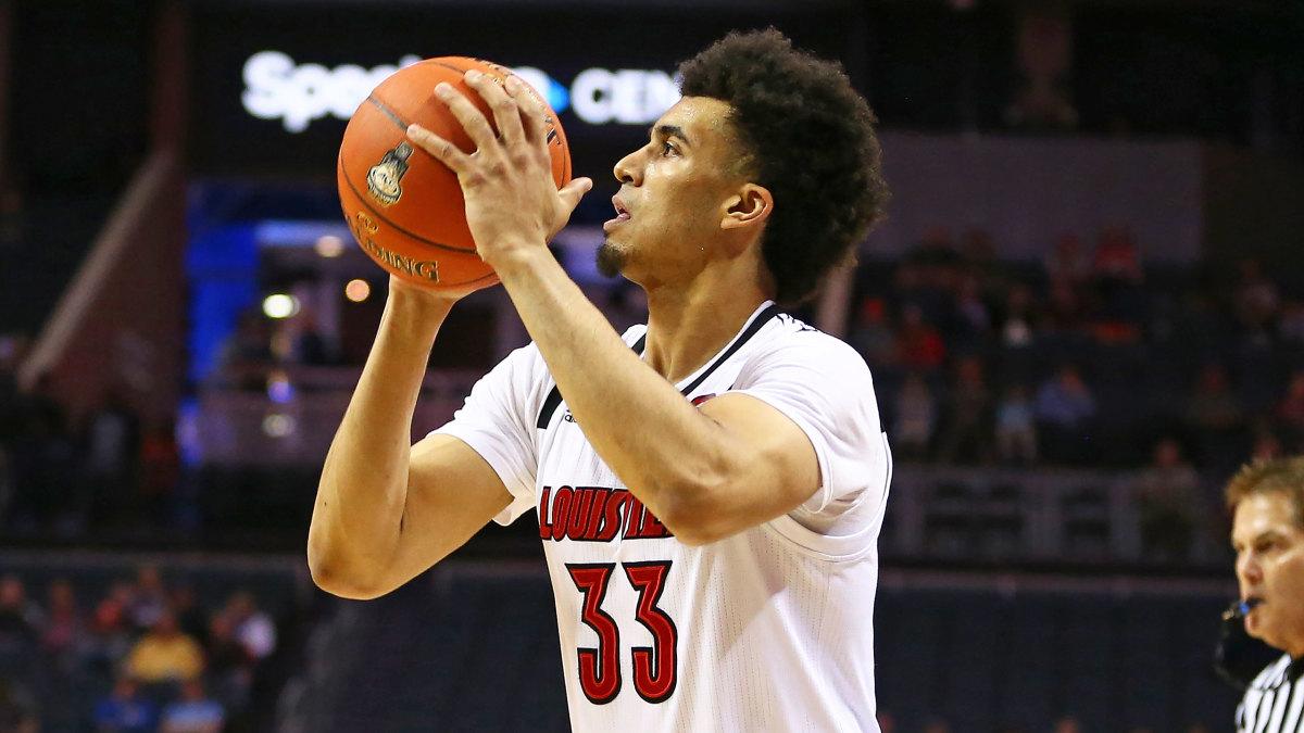 Louisville basketball Jordan Nwora