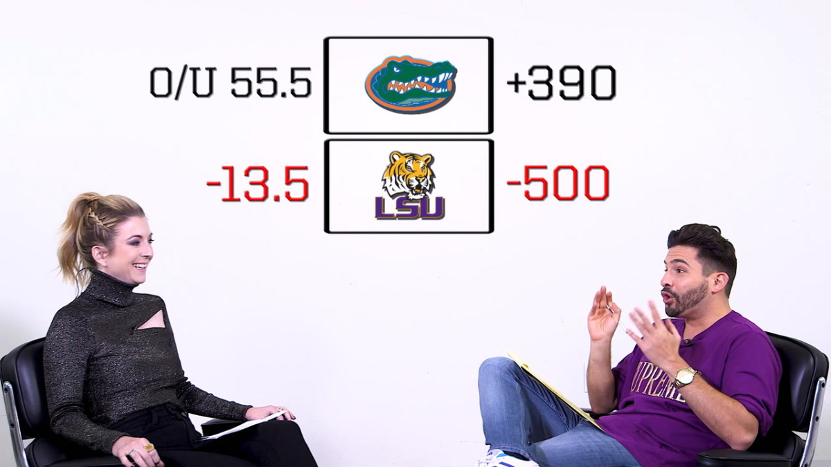 Lsu florida line betting sports lowther stakes betting line
