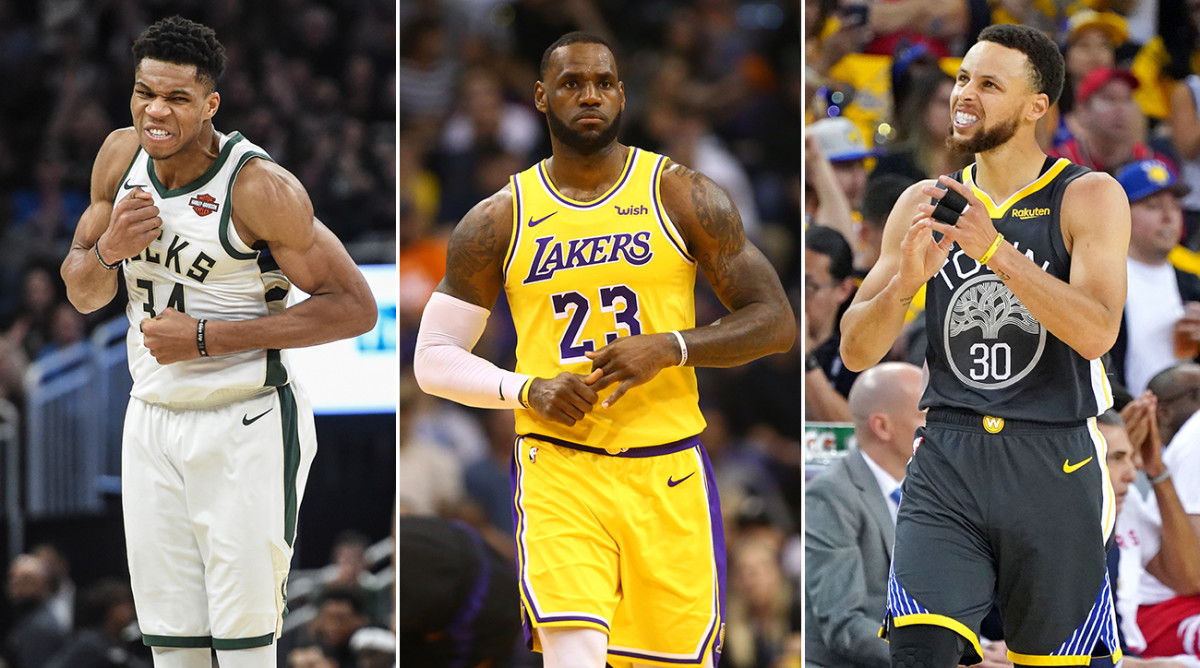 Nba Burning Questions For The 2020 Season Sports Illustrated