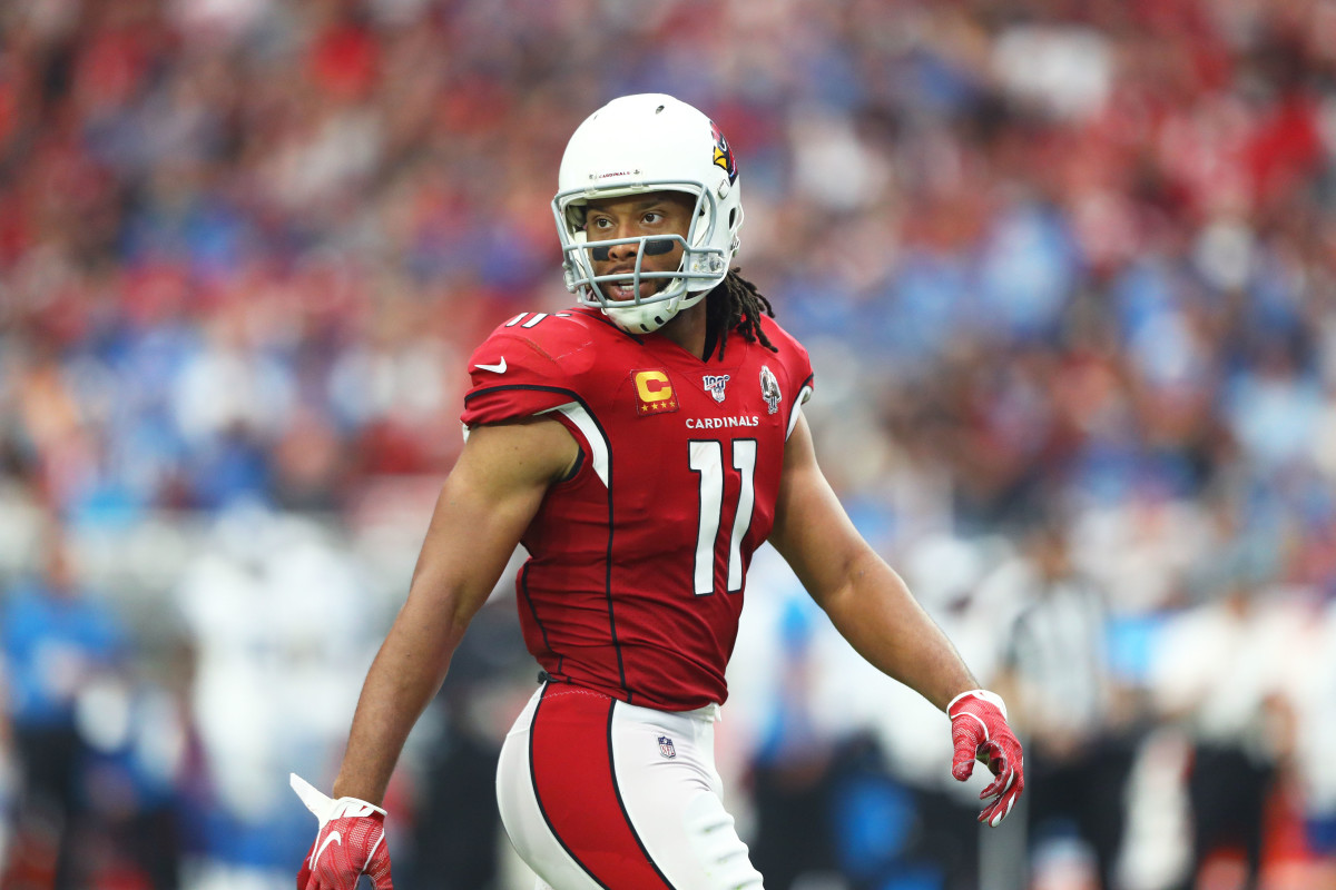 The timeless Larry Fitzgerald might have his best game of the young season.