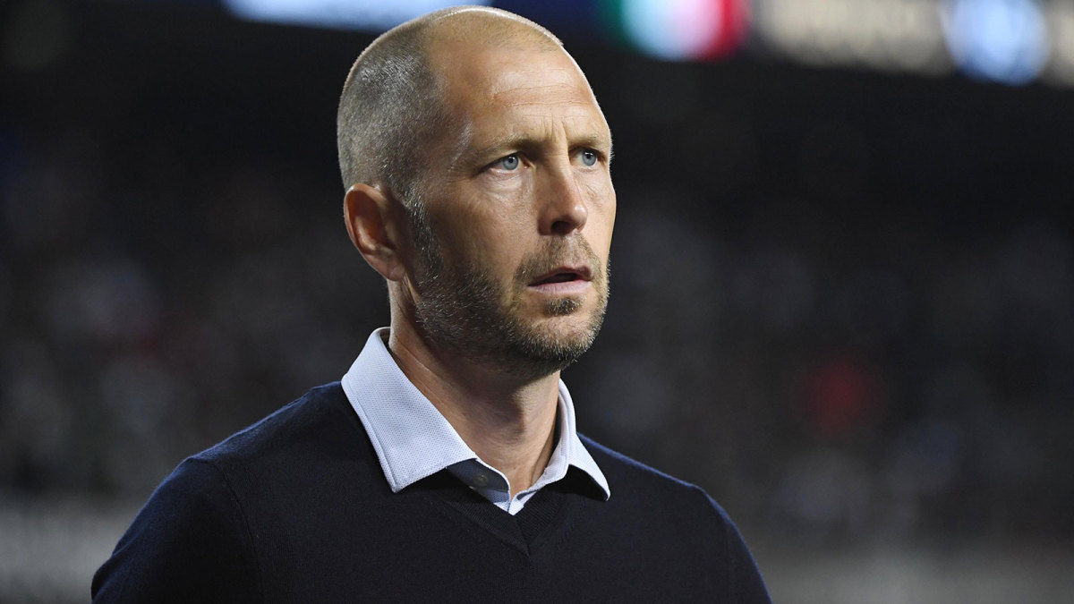 Gregg Berhalter leads the USMNT in Nations League