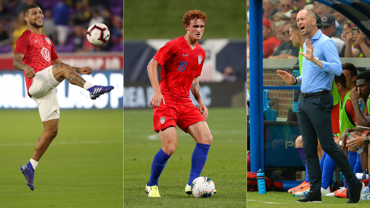 DeAndre Yedlin and Josh Sargent are players to watch for USMNT in Nations League.