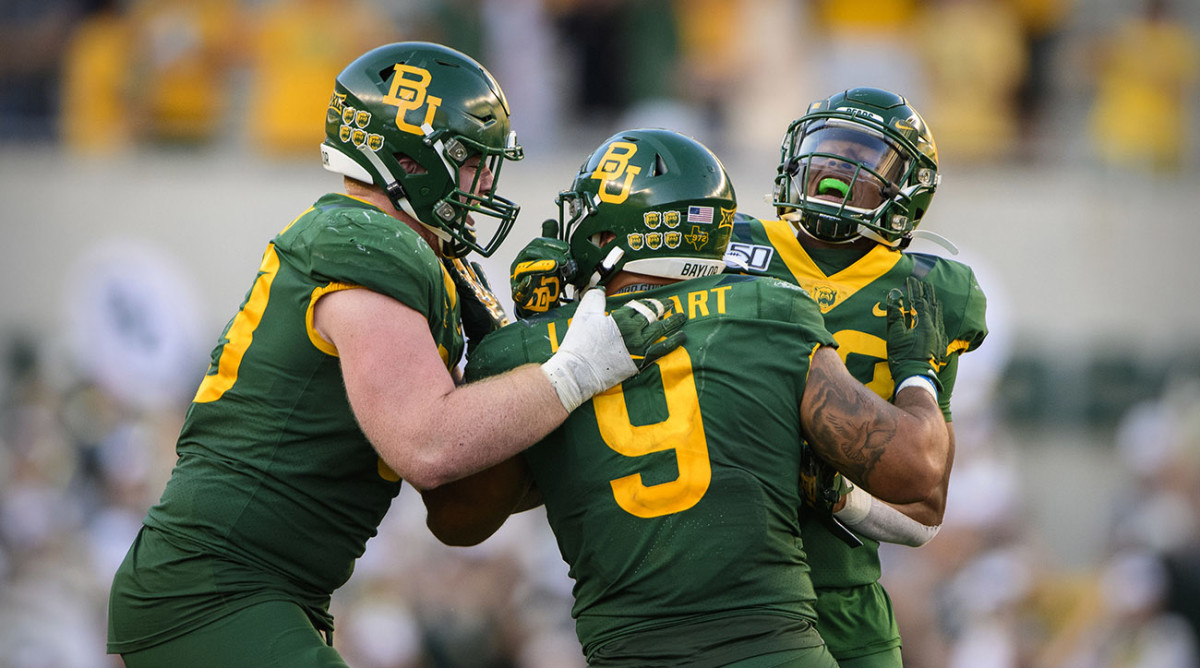 Texas Tech Vs Baylor Live Stream Watch Online Tv Channel Time Sports Illustrated