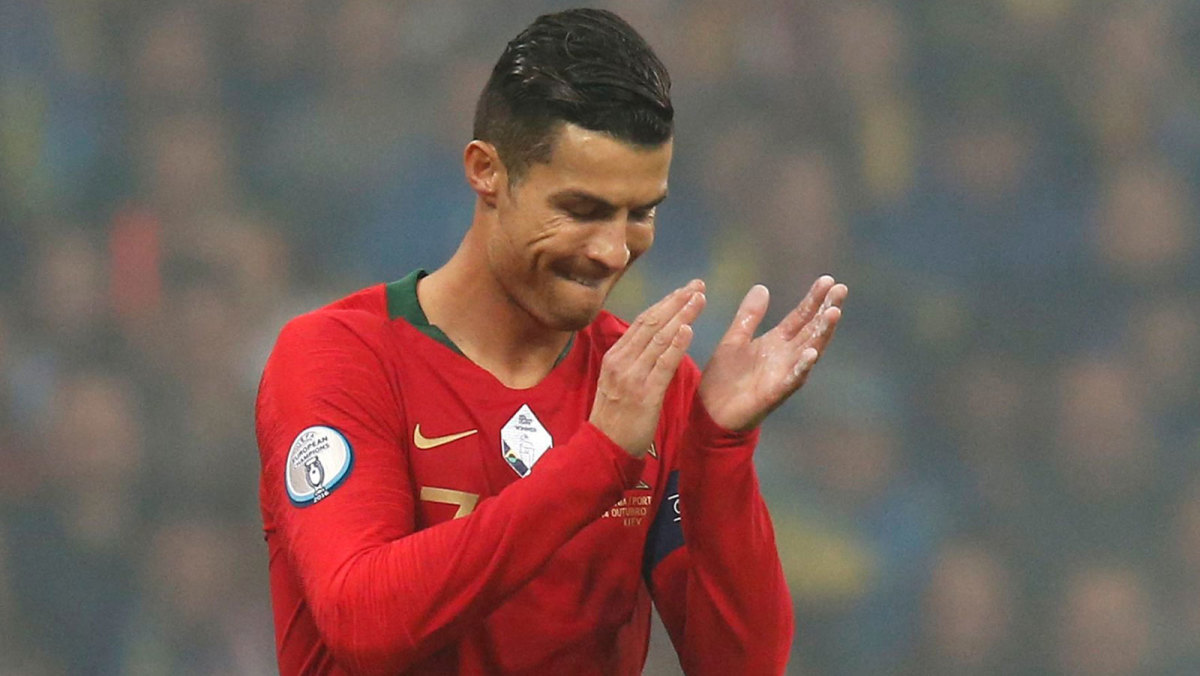 Cristiano Ronaldo scores his 700th career goal