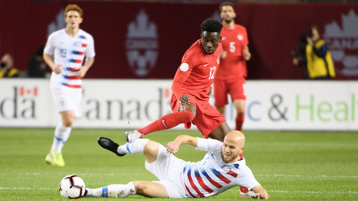 USA faces Canada in Concacaf Nations League