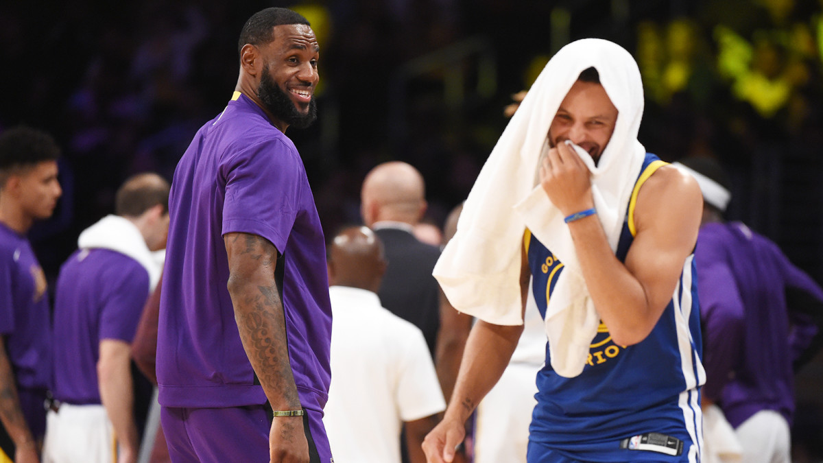 Lakers Warriors And The Nba S Most Fun Teams Of 2019 20