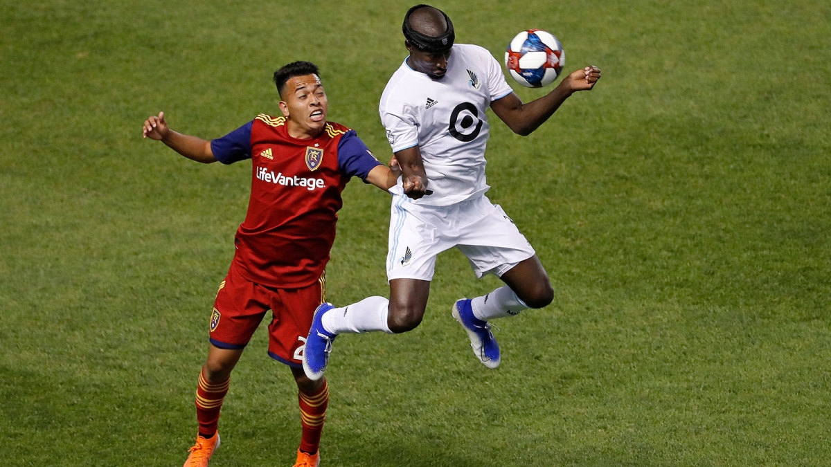 Ike Opara is MLS's Defender of the Year