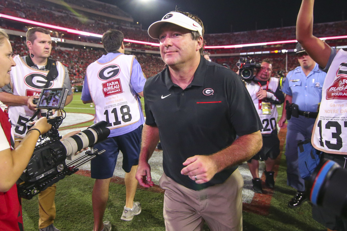 Head Coach, Kirby Smart