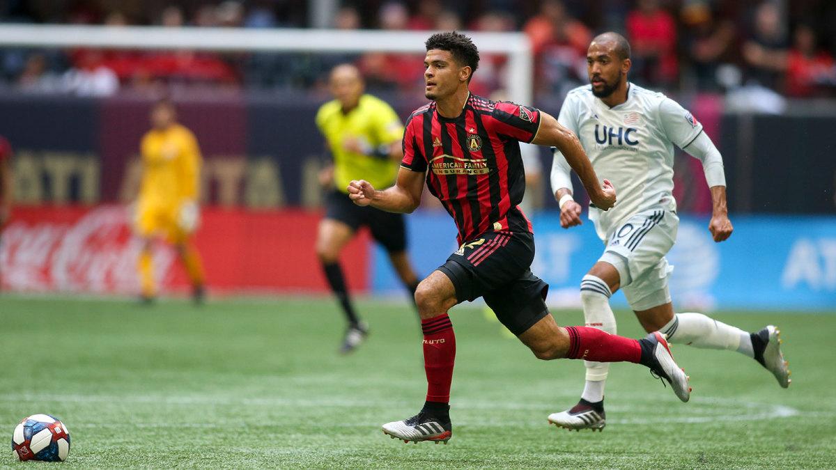 Miles Robinson will miss Atlanta United's playoff opener