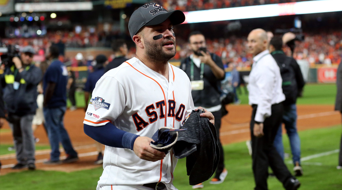 Jose Altuve Delivers Postseason Moment Worthy of His Stature in Baseball
