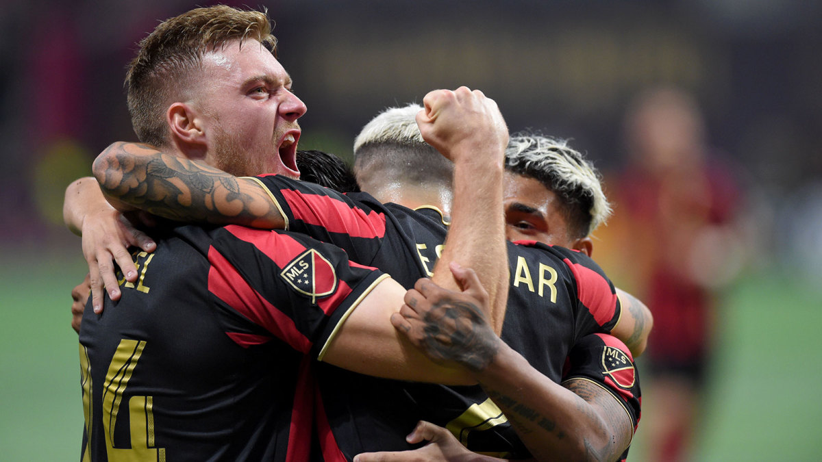 Atlanta United beats the New England Revolution