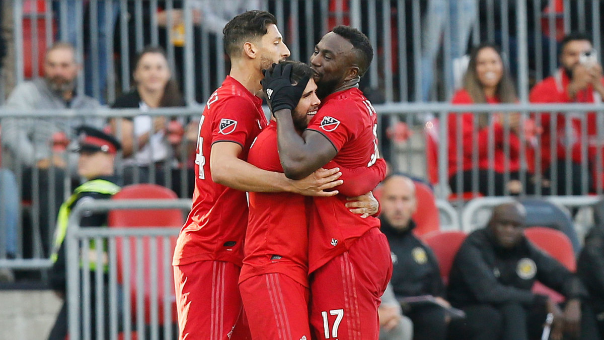 Jozy Altidore and Omar Gonzalez are injured for Toronto FC
