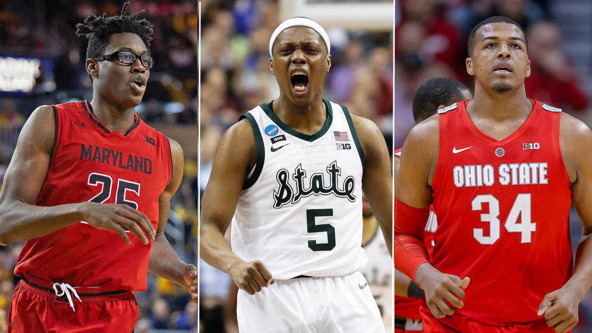 Big Ten Basketball Preseason Rankings 2019 20 Preview