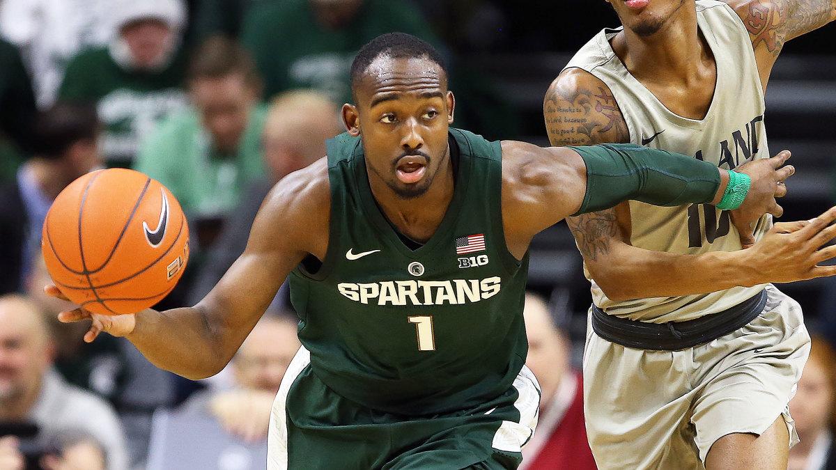 Josh Langford injury Michigan State basketball