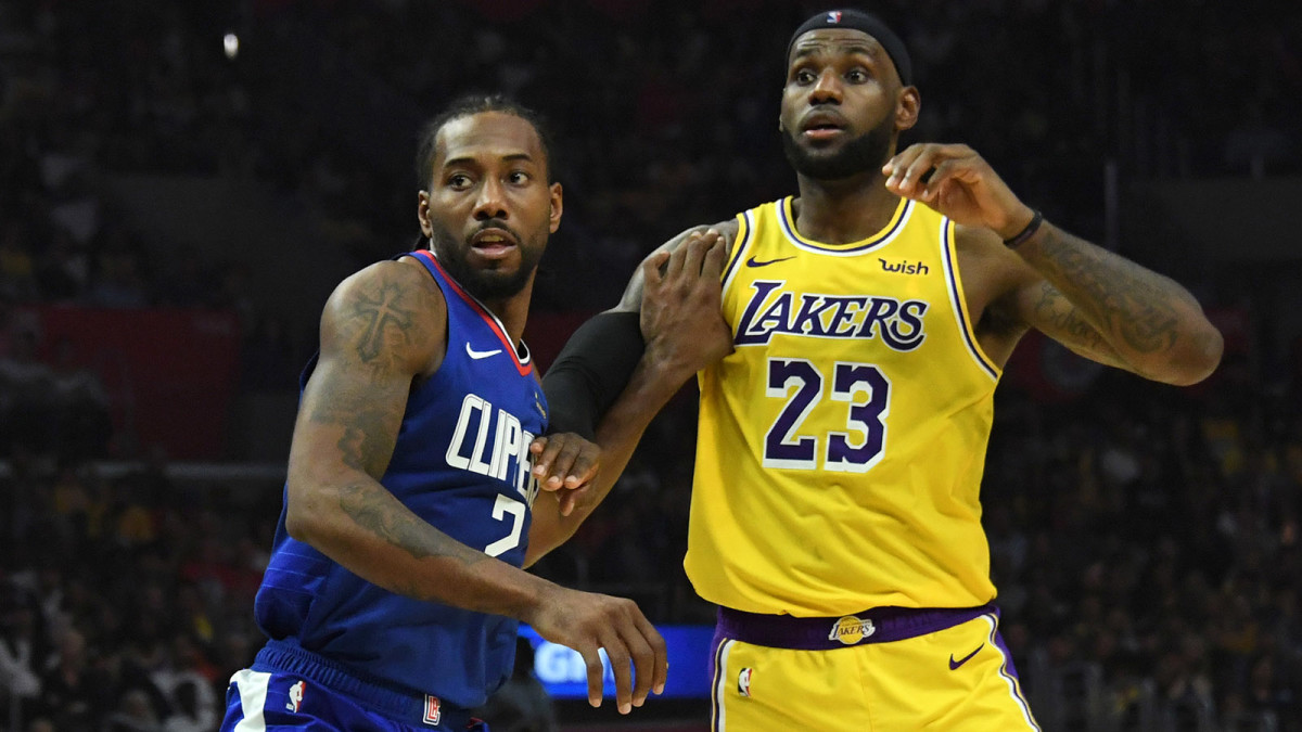 Lakers, Clippers rivalry is what NBA has been missing ...