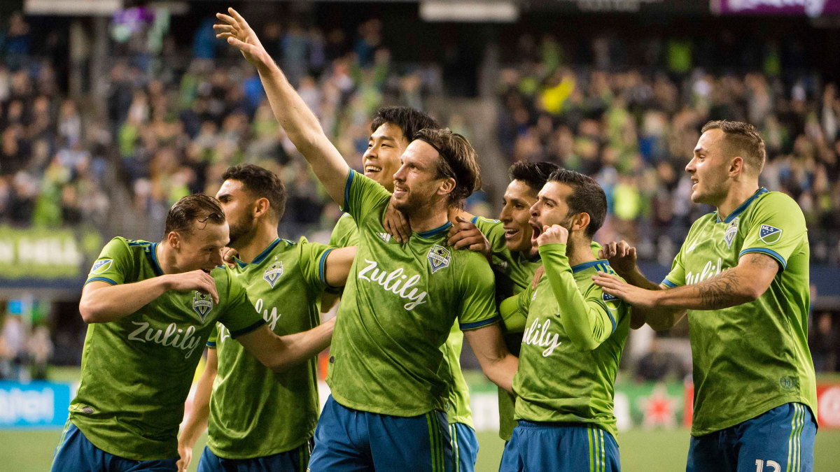Seattle Sounders oust Real Salt Lake from the MLS playoffs