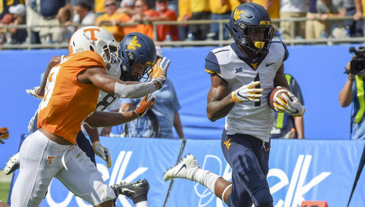 Image result for tj simmons wvu