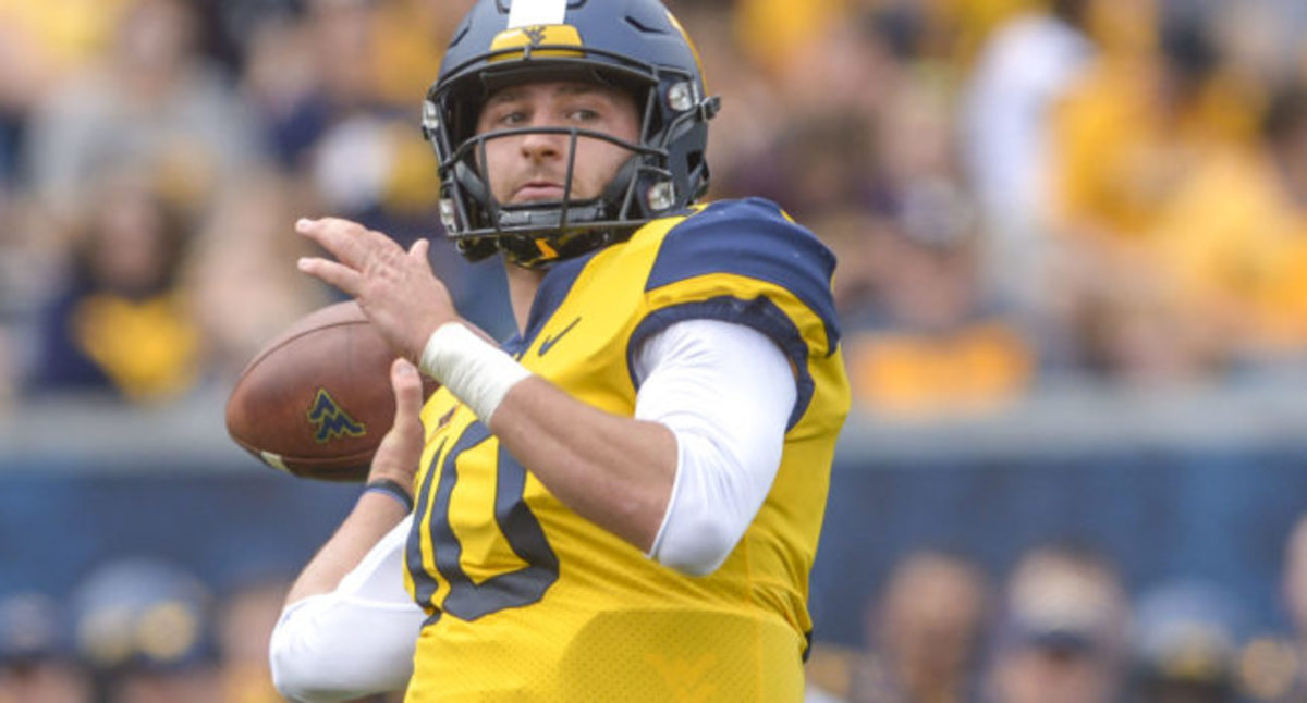 Image result for austin kendall wvu