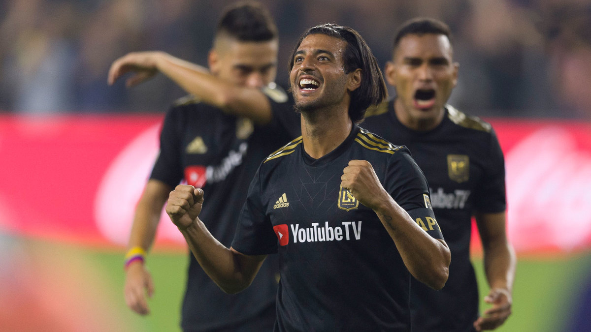Carlos Vela opts out of MLS is Back Tournament