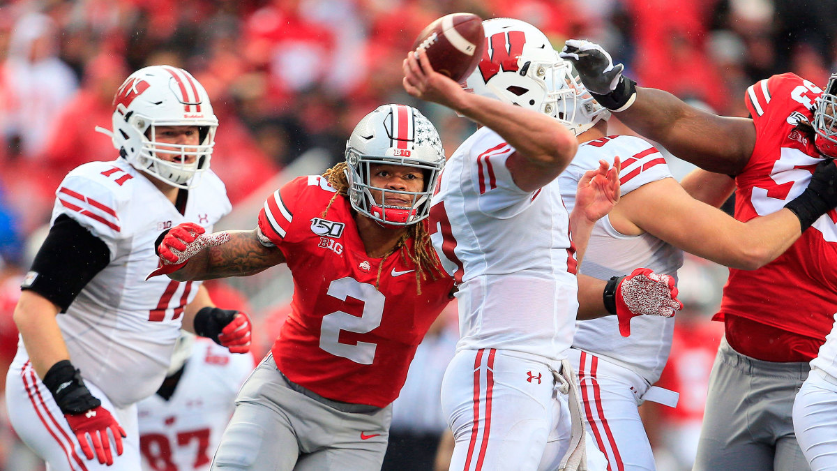 Chase Young Ohio State football heisman