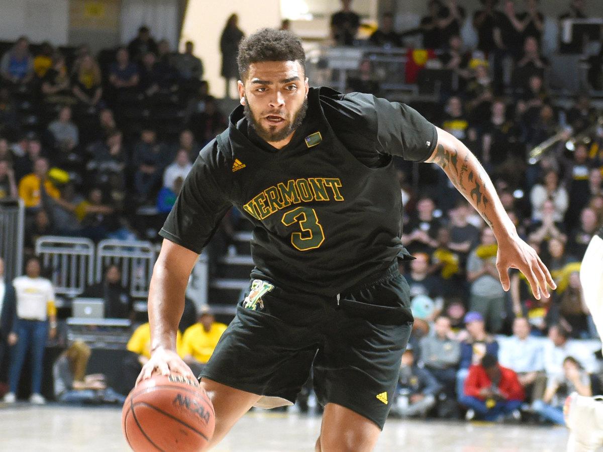 Vermont basketball Anthony Lamb