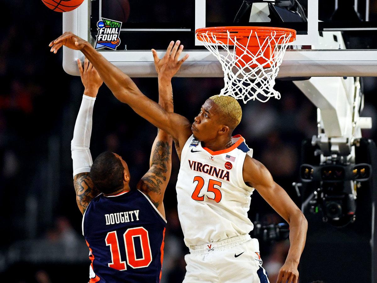 Virginia basketball Mamadi Diakite