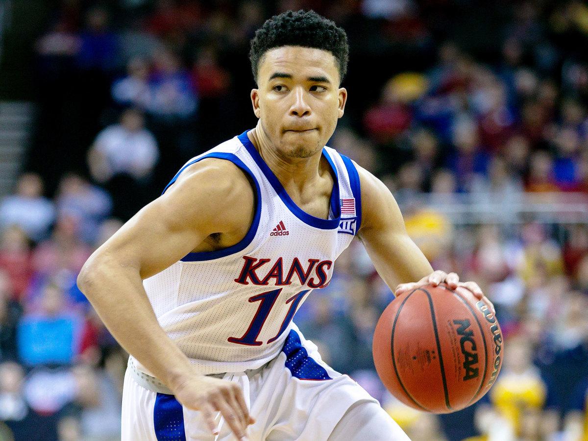 Devon Dotson Kansas basketball