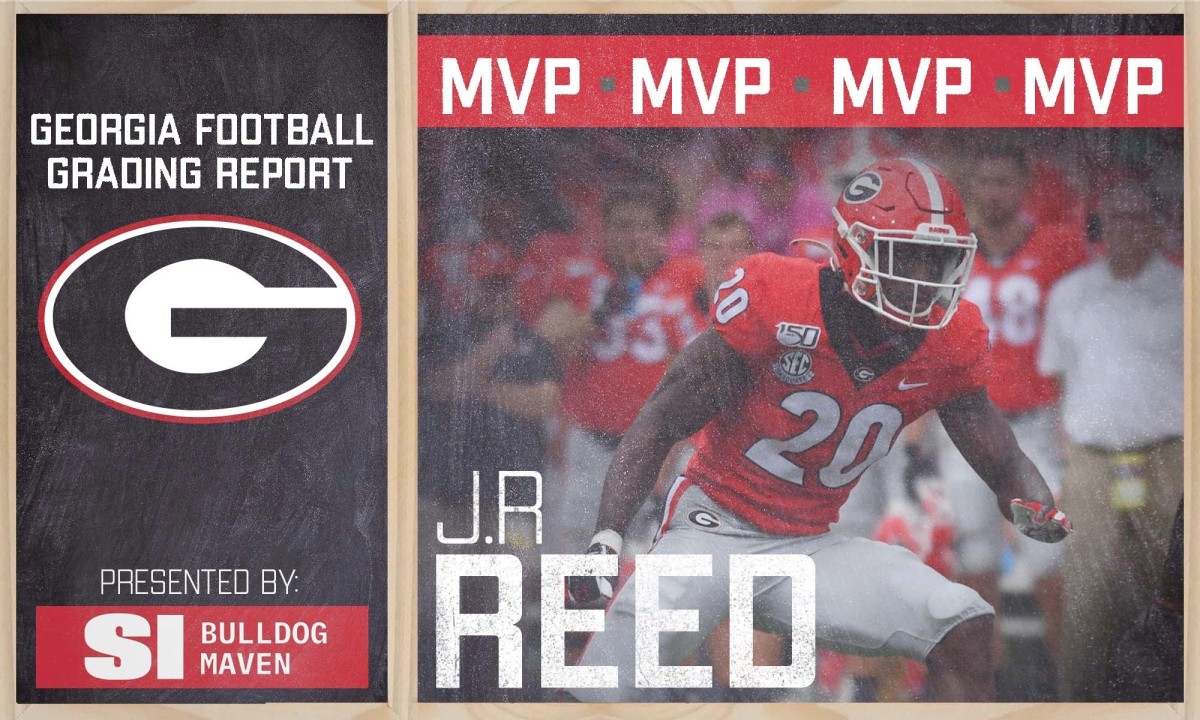 DB, J.R. Reed is the leader of UGA's defense
