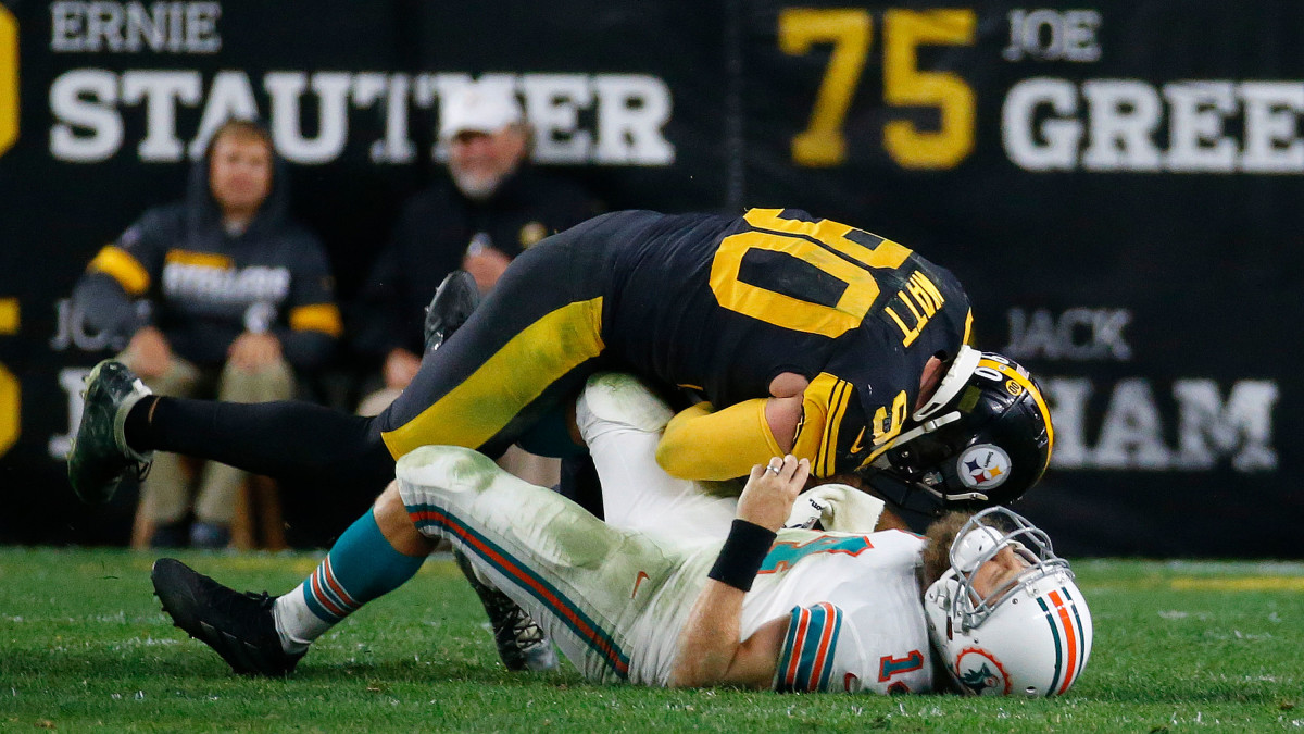 Dolphins Tease America Before Remembering Who They Are in Loss to Steelers - Sports Illustrated