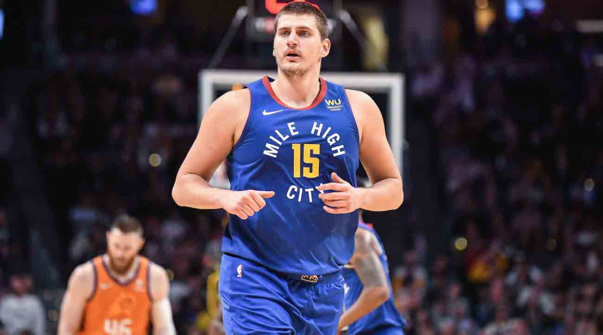 NBA DFS: Nikola Jokic