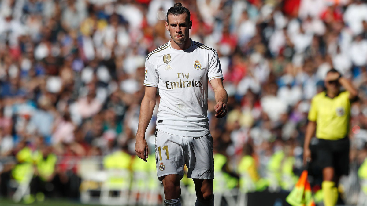 Gareth Bale remains in transfer rumor crosshairs