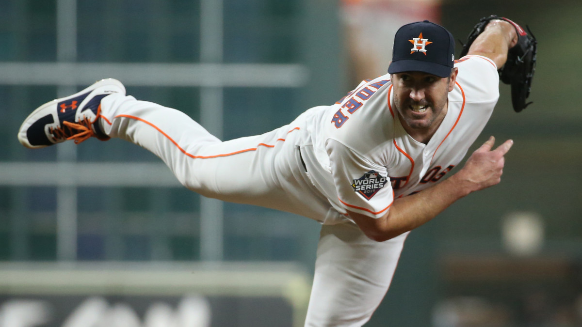 World Series Notebook: Houston's Mission, Verlander's Missing Mark and Fun Facts