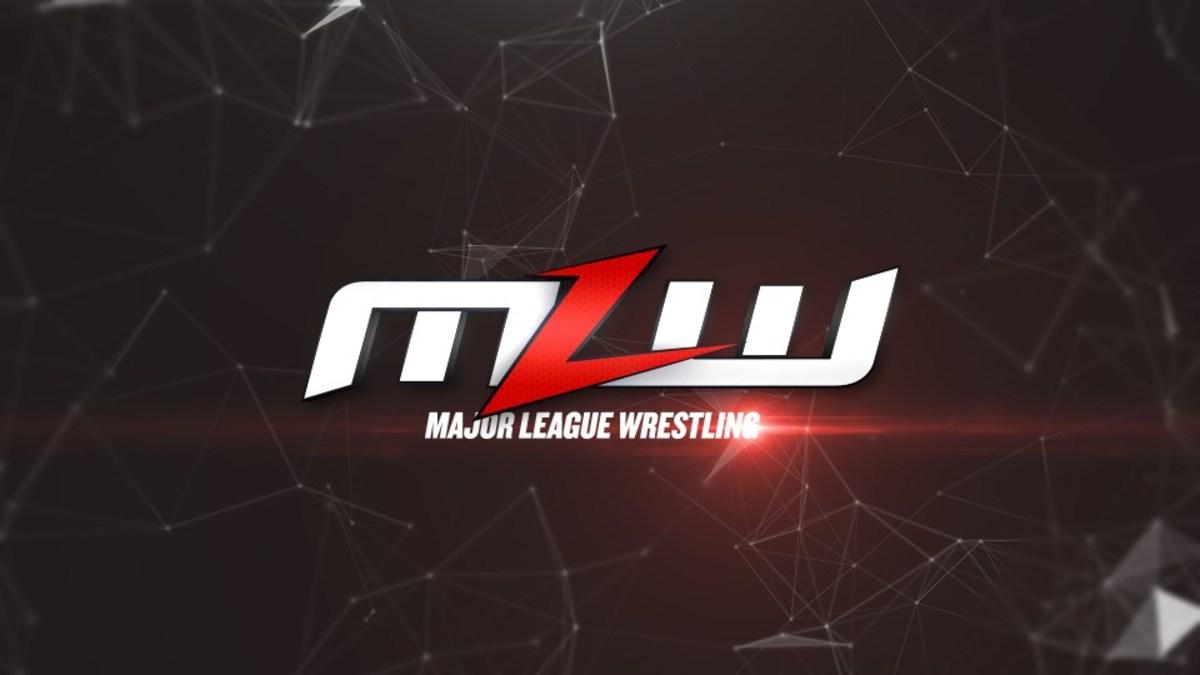 Major League Wrestling (MLW) logo