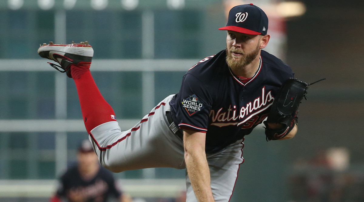 How the Nationals Fixed Stephen Strasburg and Saved Their Season