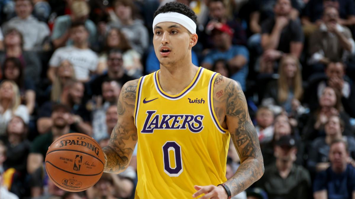 Lakers Kyle Kuzma To Make Season Debut Vs Mavericks