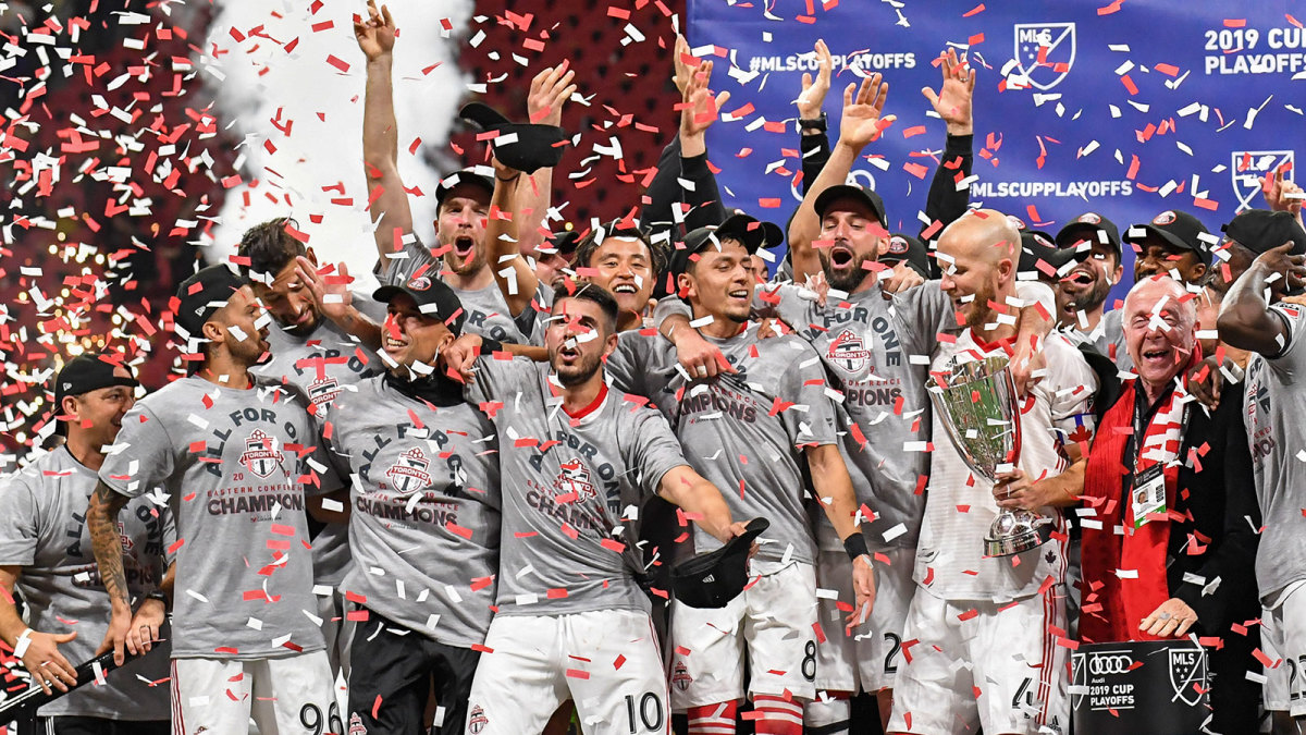 Toronto FC is headed back to MLS Cup