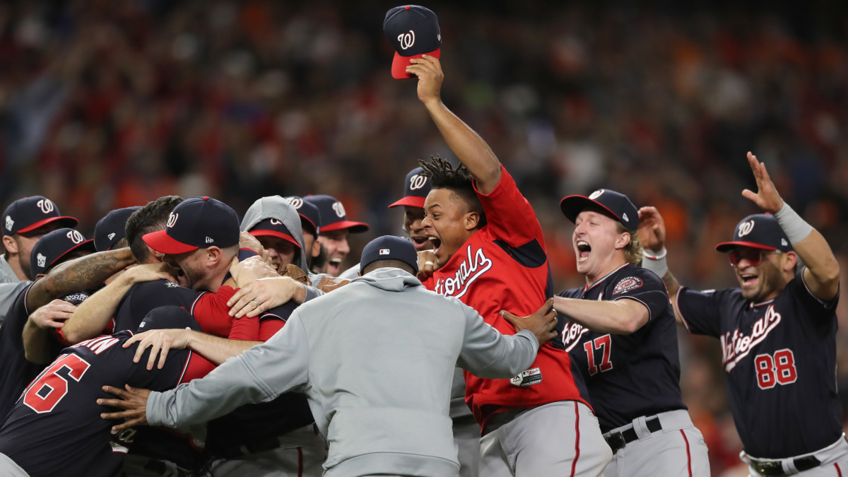 Nationals World Series parade: When is the celebration? - Sports ...