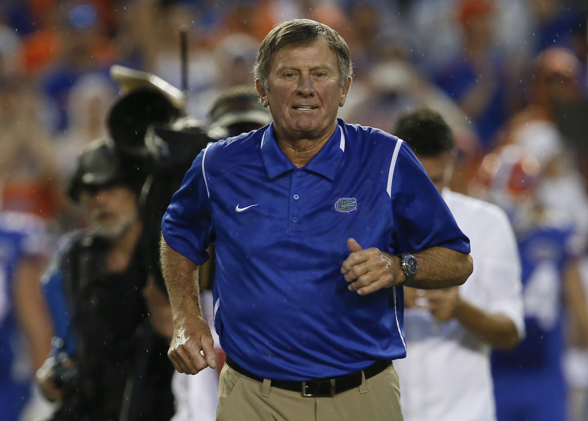 The Steve Spurrier years weren't so great for Georgia fans