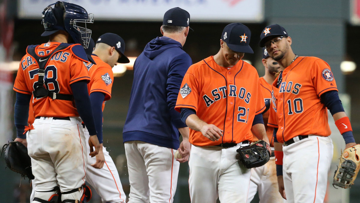 World Series Loss Brings Astros' Season-Long Dominance to Staggering End