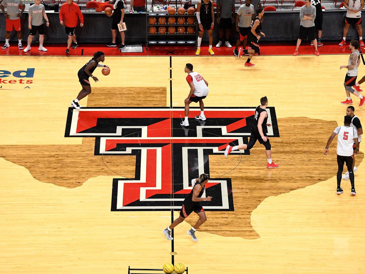 Texas Tech basketball 2019-20
