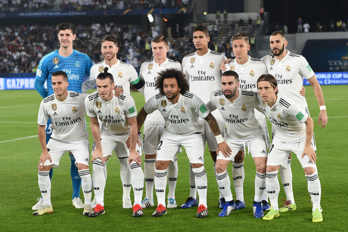 Kashima Antlers v Real Madrid CF - FIFA Club World Cup UAE 2018
