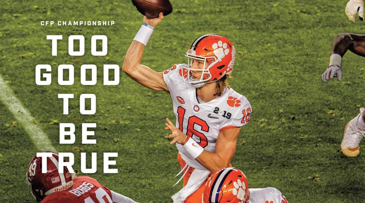 Clemson Announces Its Arrival as the Program of College Football's Present and Future