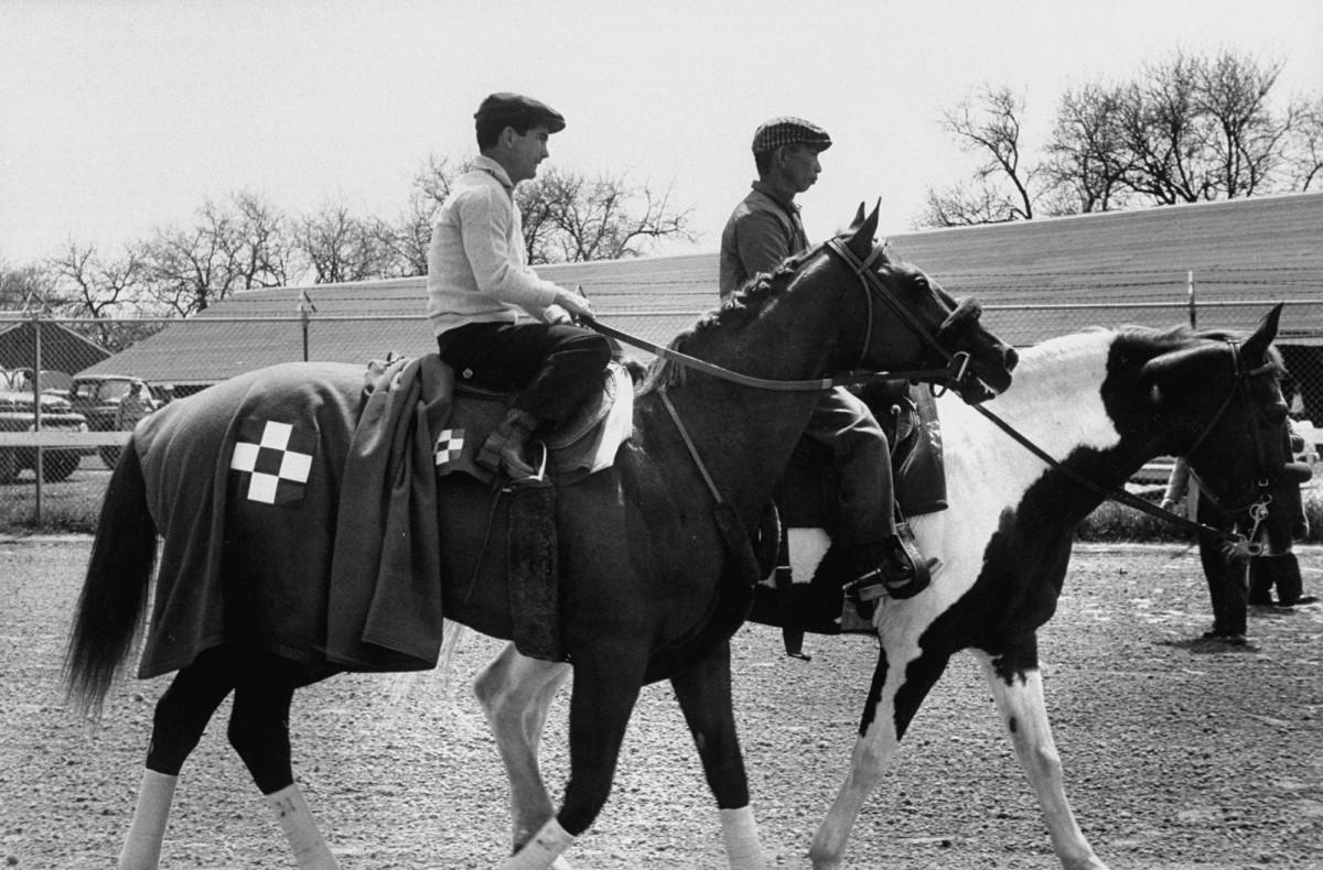 William Nack memoir on first horse race