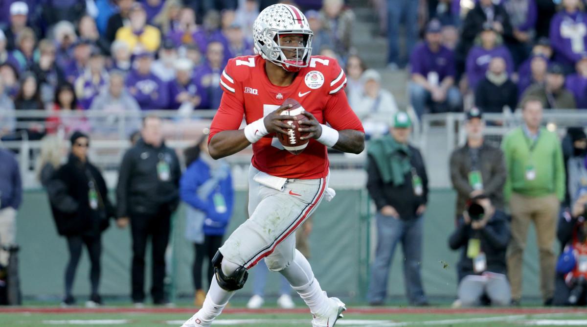 Ohio State QB Dwayne Haskins Jr. will enter NFL draft ...