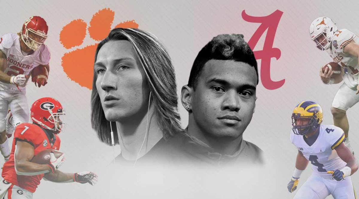2019's Way-Too-Early Top 25: Clemson, Alabama Primed to Pace College Football Again