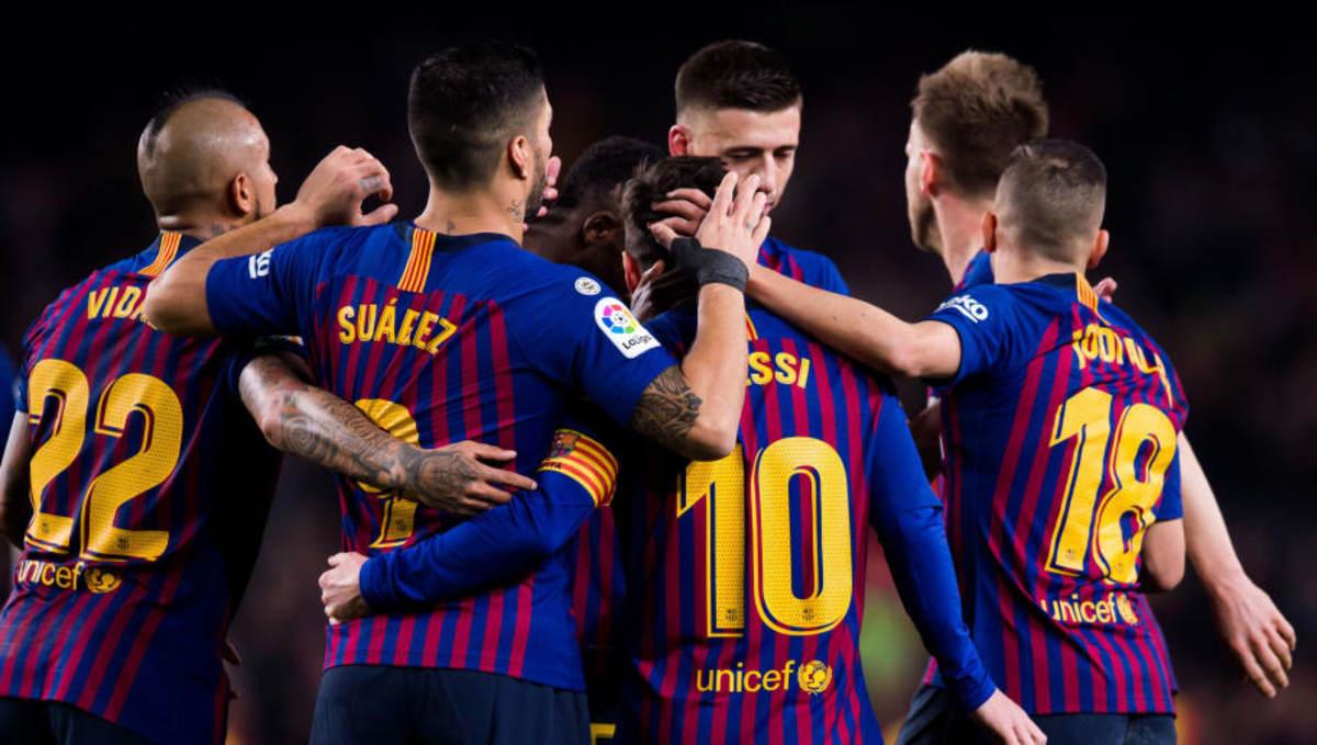 FC Barcelona vs SD Eibar   Alineaciones confirmadas ...