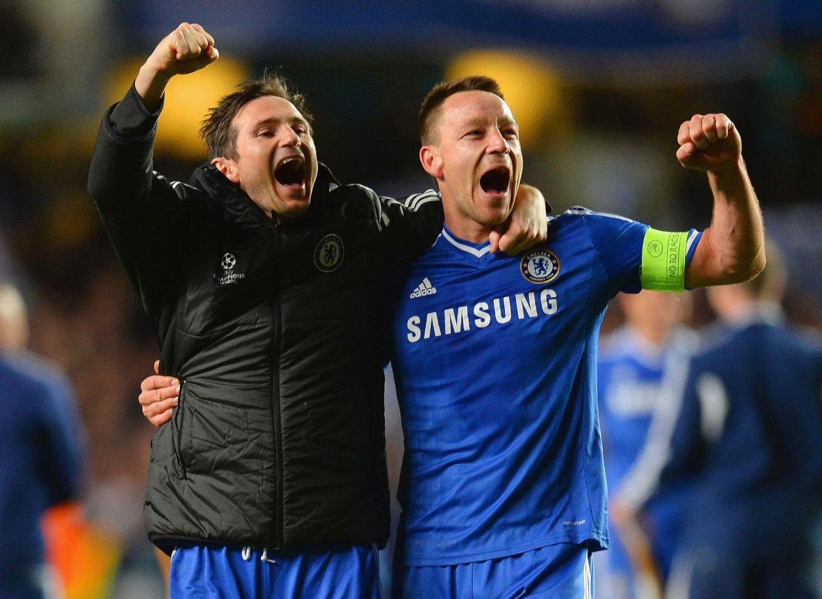 Frank Lampard,John Terry